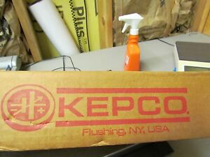 Nos Kepco Sn488 d Program Card 115 230v 47 440hz