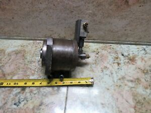 Tsugami Ma3h Cnc Horizontal Mill Spindle Tool Knock Out Air Cylinder