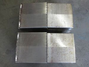 Matsuura Mc 510v Cnc Vertical Mill Way Cover Covers 26 Each 1