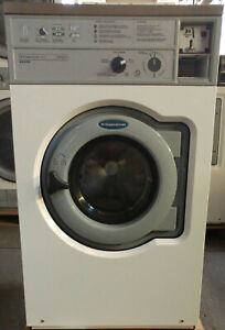 Wascomat Washer W620 20lb Stainless Steel 120v 1ph Coin Reconditioned