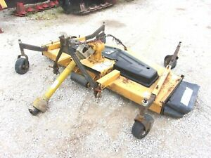 Used King Kutter 6 Finishing Mower 3 Pt made In Usa Ask For Freight Quote