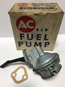 1955 1956 1957 Ford Thunderbird T Bird Fuel Pump Nos