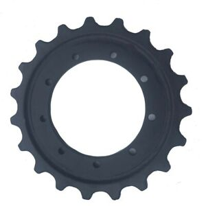 New Fit For Ihi55 Mini Excavator Undercarriage Sprocket Parts