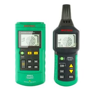 Mastech Ms6818 Advanced Wire Tracker Tester For Detecting Cables And Pipelines