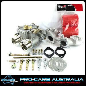 Toyota 3k 4k 5k Engine 40 Dcoe Fajs Conversion Kit Replaces Weber