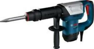 Brand New Bosch Gsh 500 2750bpm Demolition Hammer With Sds max 1025 W
