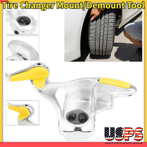 30mm Stainless Car Wheel Tire Machine Changer Mount Demount Duck Head Tool Usa