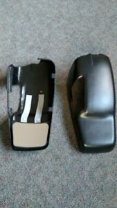 Clip On Mirror Extension Left Right Pair Set Of 2 For Dodge Ram 1500 2500 3500