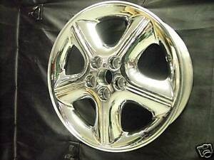 16 New Dodge Stratus Factory Chrome Wheel Rim 2226