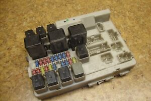 2005 Nissan Altima 2 5s 2 5 L S Sl 4 Cylinder Electrical Fuse Block Fuze Relay