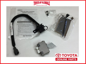 2007 2014 Toyota Fj Cruiser Trailer Tow Hitch Wire Harness Genuine 08921 35870