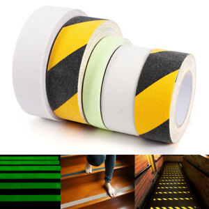 Anti Slip Step Safety Non skid Grip Tape Roll Sticker Adhesive Stair Strips Boat