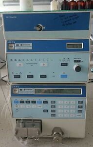 Chromatograph Hplc Hitachi L 4000 Uv Detector And L 6200 Intelligent Pump 2