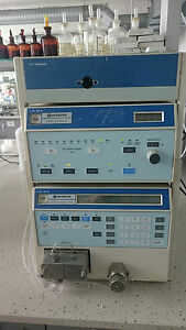 Chromatograph Hplc Hitachi L 4000 Uv Detector And L 6200 Intelligent Pump 1