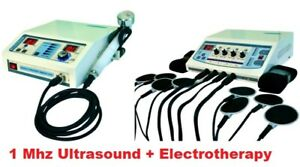 Therapy Ultrasound Therapy Physical Pain Relief Pulse Massager Electrotherapy Un