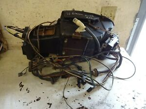 1971 1972 1973 Buick Electra Riviera Lesabre Under Dash Auto A c Heater Core Box