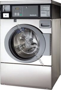 Huebsch Hfnbcfsg111tn01 Horizon Washer 18lb Coin 300g 120v Reconditioned