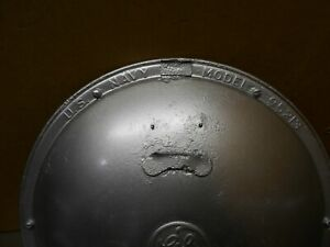 Us Navy Ship Light Cover Ge Model Us Navy 95213 14 1 2 Diam