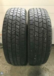 2x P225 65r17 Dean Back Country Touring H T 10 32 Used Tires
