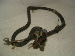 F150 Bronco 1994 1995 1996 Alternator Wiring Harness