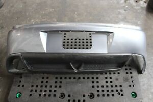 Jdm 03 11 Mazda Rx 8 Oem Rear Silver Bumper Cover Only