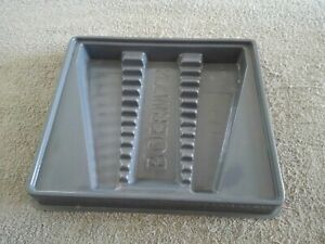 Snap On Tools Metric Wrench Set Storage Tray