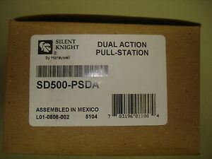 Silent Knight Sd500 psda new