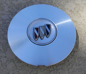 Buick Century Regal Center Hub Cap Machined 97 05 10254321
