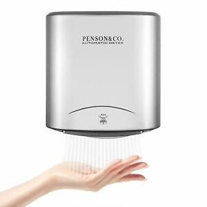 Electric Hand Dryer Bathroom Commercial Automatic Sensor 950w Air High Speed
