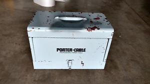 Rockwell Porter Cable Router Model 100 m 100 b Metal Case Box Only Usa