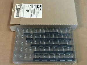 Qty 97 3m 81036 600201 rb Tripolarized 36 pin 810 Series Headers Lot Of 97
