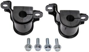 Suspension Stabilizer Bar Bushing Kit bracket Front Fits 03 07 Cadillac Cts