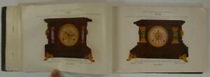1902 1903 Seth Thomas Clocks Illustrated Trade Catalog No 633