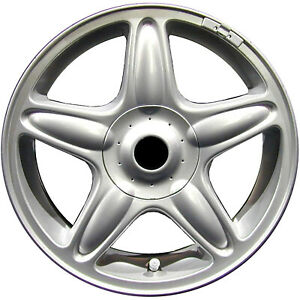 71192 Refinished Mini Cooper 2007 2012 16 Inch Wheel Oe White Full Face Painted