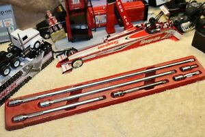 Snap On Tools 106tmxw 1 4 Drive Extension Set 6pc No Tray