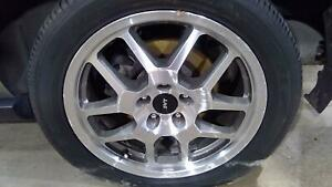 07 09 Ford Mustang Gt500 Rear Wheels Pair 2 For Drag Use Oem No Tires