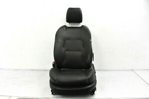 2006 2007 Mazdaspeed Mazda 6 Speed Driver Left Seat Electric Black Leather Oem
