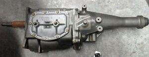 65 Up Ford Mustang Falcon Comet 4 Speed Transmission Borg Warner T10 28 Spline