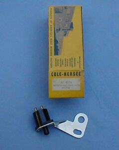 New Vintage 1956 1957 Pontiac Stop Lamp Switch With Power Brakes 8704