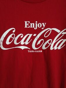 Vintage Coca-cola T shirt -size 2XL Short sleeve.