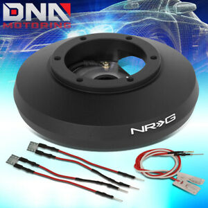 Nrg Innovations For 2013 2016 Dodge Dart Steering Wheel Short Hub Kit Srk drth