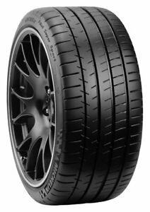 1 New Michelin Pilot Super Sport 94 Y 30k Mile Tire 2254517 225 45 17 22545r17