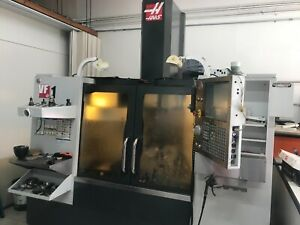2010 Haas Vf 1 With Tr110 5th Axis Trunion Loaded With Options Ref cnc0619