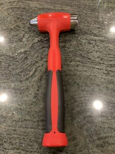 New Snap On Hbbd32 Red Ball Peen Hammer 32 Ounce
