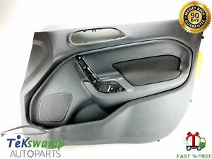 11 12 13 Ford Fiesta Front Right Door Trim Panel Cover Oem Be8z 5427406 Db
