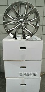 20 Ford F150 Truck Chrome Wheels Rims Factory Style Set Of Four 10003