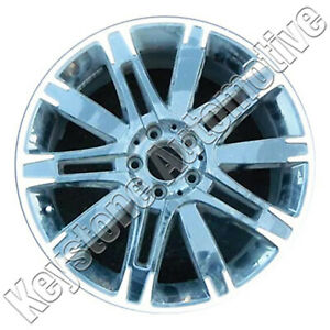 98792 Factory Oem Reconditioned 19x8 5 Alloy Wheel Machined And Silver 15 Slot