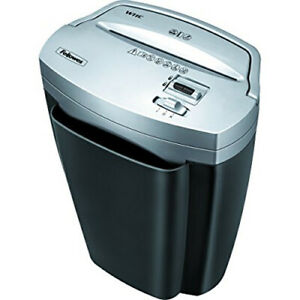 Fellowes Powershred 11 sheet Cross cut Paper And Credit Card Shredder