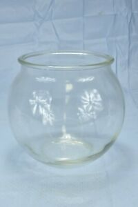 Antique Glass Drug Store Counter Top Candy Jar Apothecary 06616