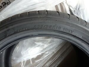 Auto Tires Bridgestone Potenza S 04 Pole Position 285 35r 18xl